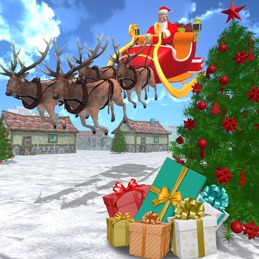 Santa Racing Snow Adventures