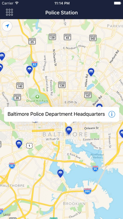 Baltimore Police Department Mobile