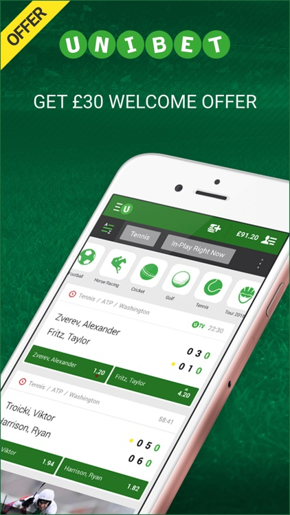 download unibet app