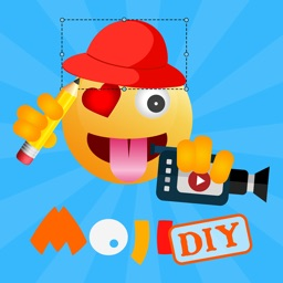 Moji DIY-Personal GIF & Moji Maker