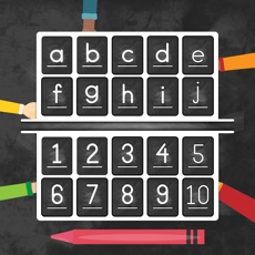 Activities of My First.. letters and numbers