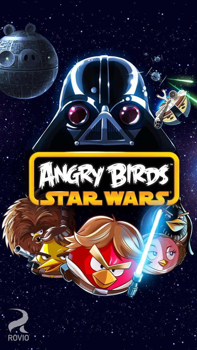 Extension sur angry birds star wars 20 niveaux en plus - Telecharger angry birds star wars ...