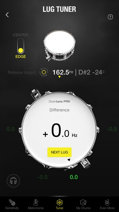 Drumtune PRO | Drum Tuner app image