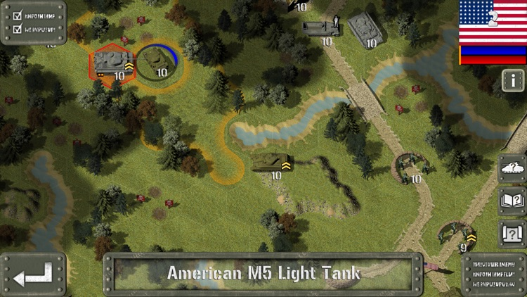Tank Battle: 1944 Lite