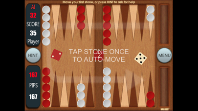 Backgammon by Georgeのおすすめ画像2