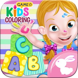 ABC Kids Toddler Coloring Book Pages for Boy Girls