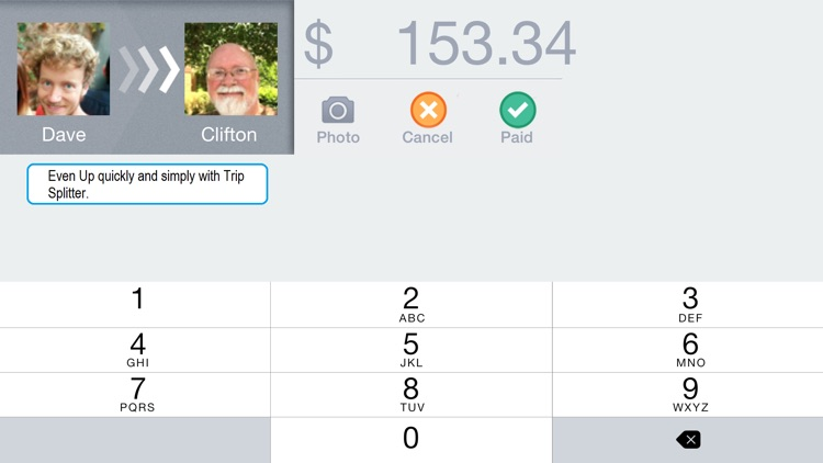 Trip Splitter - Track shared expenses and even up.