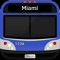 Tranist Tracker – Miami Dade (MDT), the only app you'll need to get around on the Transit System in the greater Miami Dade metro area
