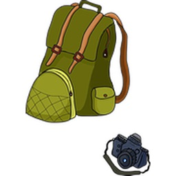 Backpacks Sticker Pack