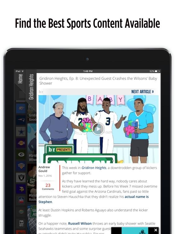 Team Stream for iPad screenshot-3