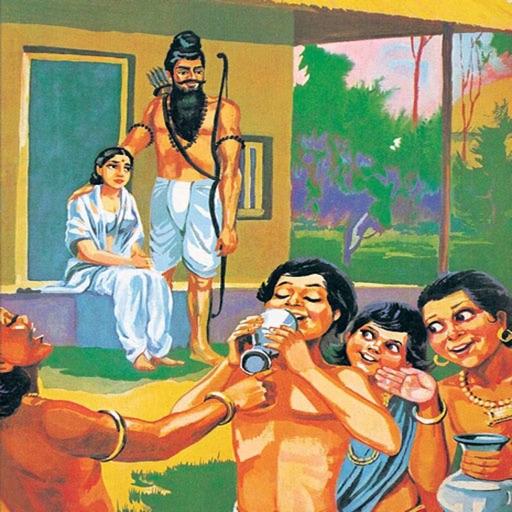 Drona - Amar Chitra Katha icon
