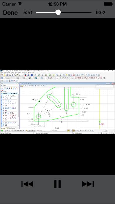 LearnFor MicroStation3D screenshot 5