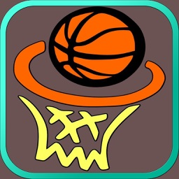 Classic Basketball Flick Challenge - Toss The Ball