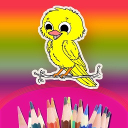 Draw Something Classic - Coloring Book For Child