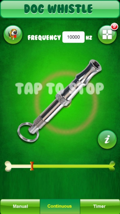 Dog Whistle Pro - Train Your Dog free Dog Whistler