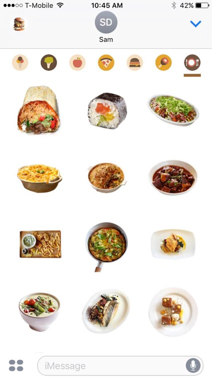 Food Porn Emoji By Fabio Viviani screenshot-3
