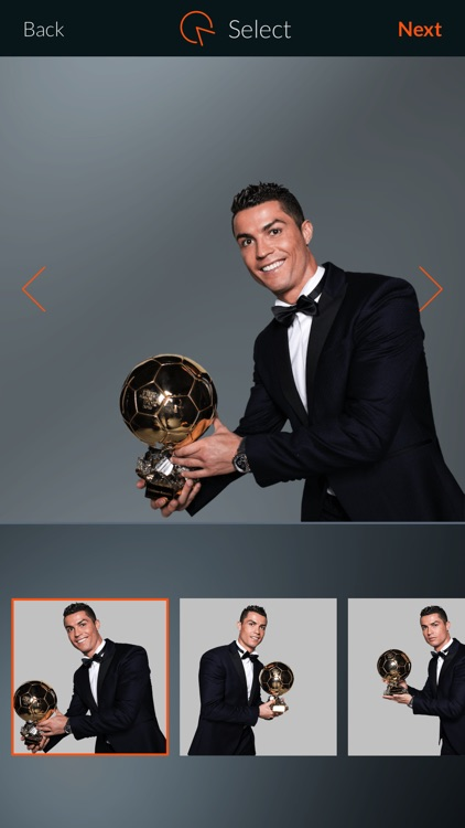 CR7Selfie screenshot-1