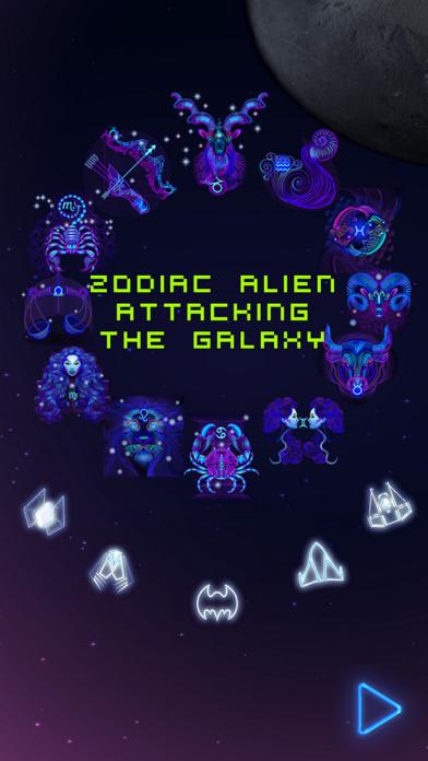 Zodiac signs star - War defense of the astrology screenshot one