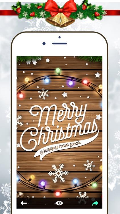 Merry Christmas Wallpaper.s HD screenshot-3