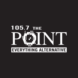 105.7 The Point - Everything Alternative