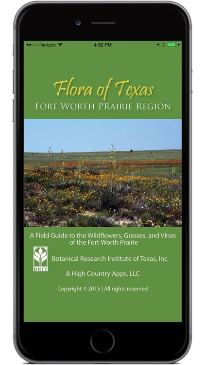 Flora of Texas: Fort Worth Prairie Region screenshot-0