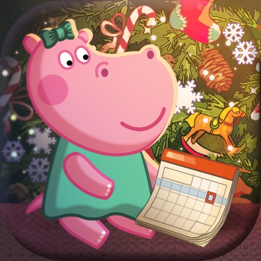 Рождественский Календарь для детей