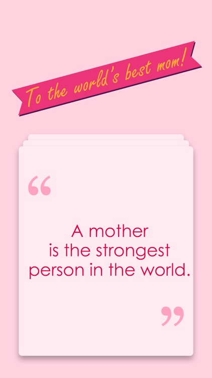 Mother's Day Quotes screenshot-3