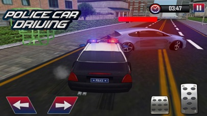 Furious Police Criminal chase - Police car driving screenshot three