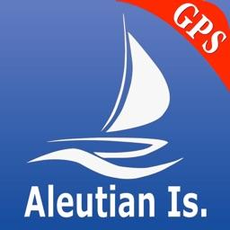 Aleutian Island Nautical Chart