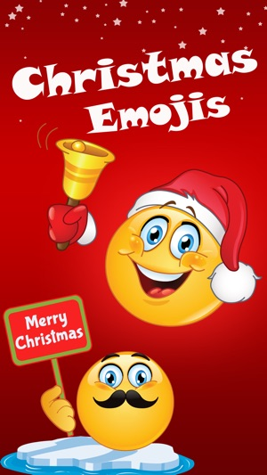 flirty christmas emojis on the app store