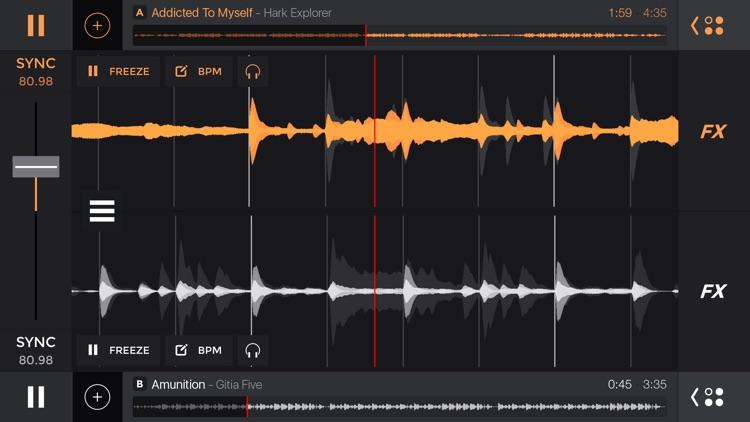edjing Pro - dj controller screenshot-4