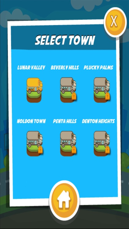 School Express - bus route planning game by Paul Winning