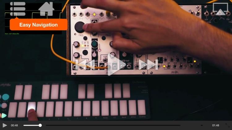 Course for Make Noise DPO Eurorack Module screenshot-3