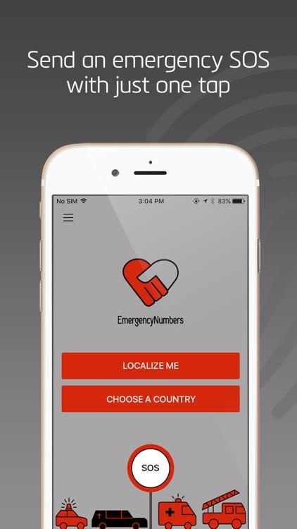Emergency Numbers - Call Help