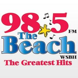 98.5 The Beach WSBH