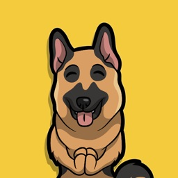 ShepherdMoji - German Shepherd Emoji & Stickers