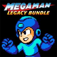 mega man legacy bundle on the app store