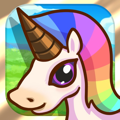 Unicorn Evolution World Icon