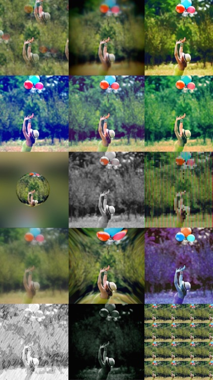 FILTIST - High Quality Filter Effects for Videos screenshot-3