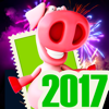 Silvester - Grüße: Frohes Neujahr 2017