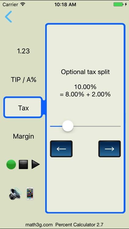 Percent Calculator screenshot-3
