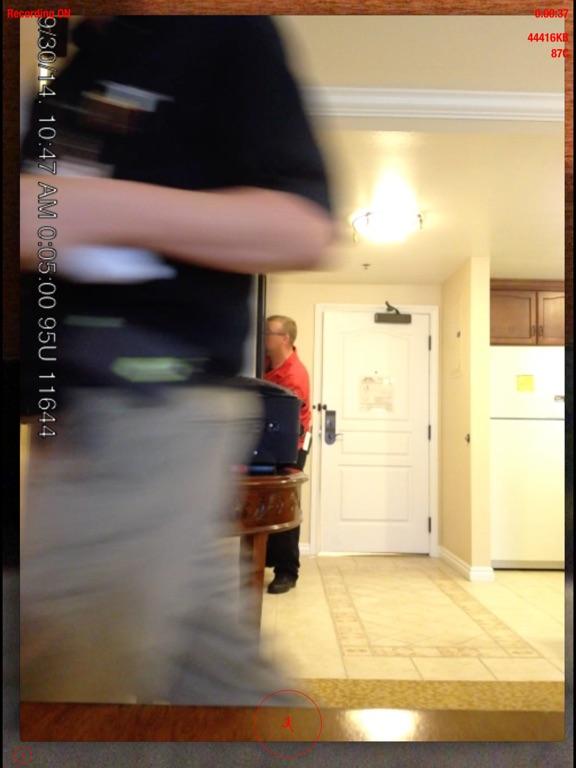 Security Robot Screenshots