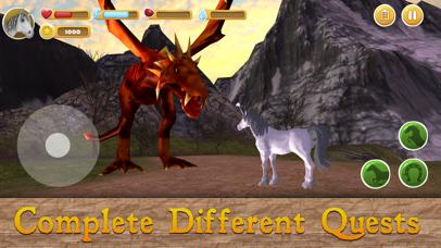 Unicorn Family Simulator screenshot 4