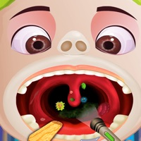 Codes for Crazy kids Throat Doctor - free kids doctor games Hack