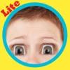 Crazy Bug Eyes Changer Booth : Funny Eye Makeup