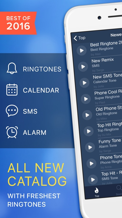best iphone text tones ringtone maker apps for the iphone 13631