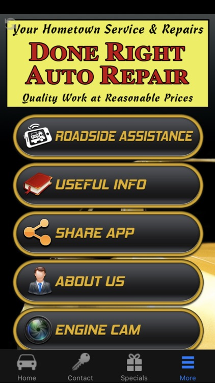 Done Right Auto Repair screenshot-3