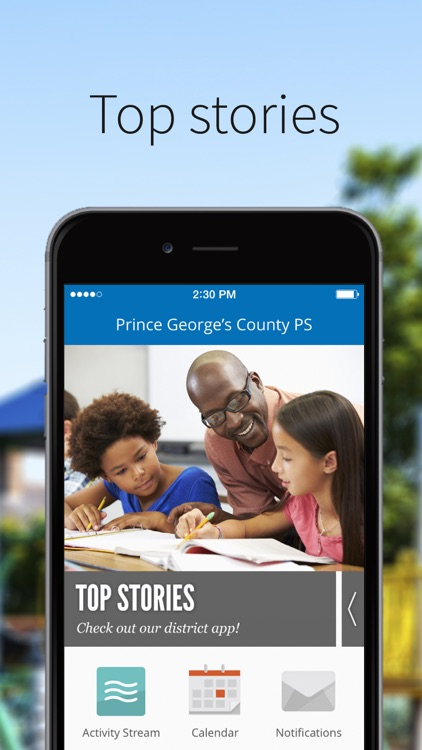 Prince George's County PS screenshot-0