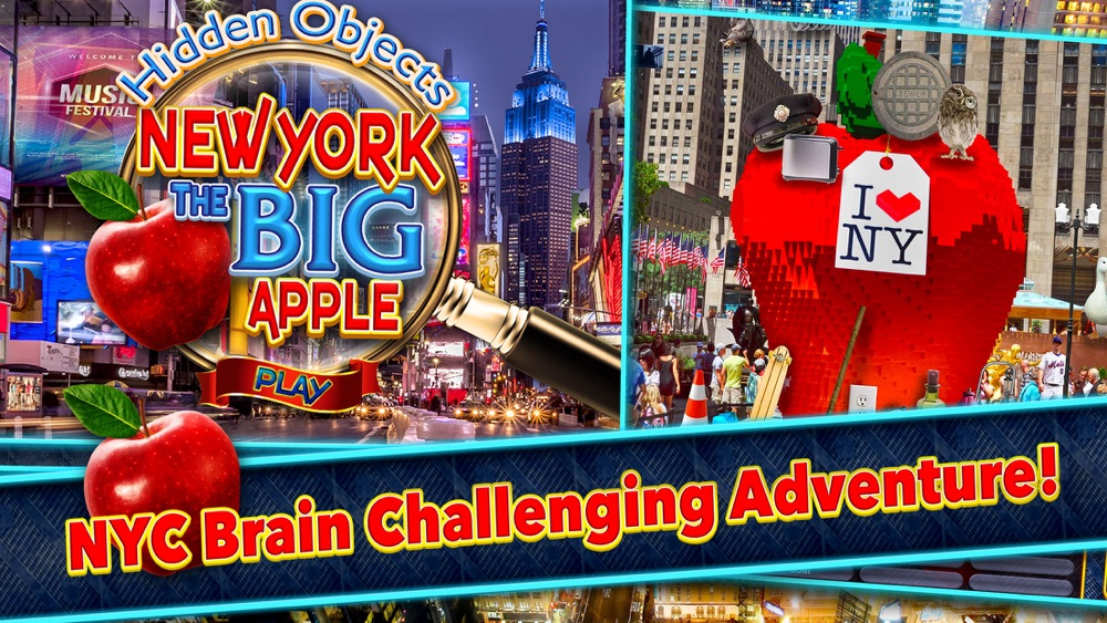 Hidden Objects New York City Object Time Spy Games Cheat Codes