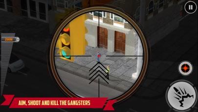 US Sniper Assassins Gangster 3D Killing Game screenshot two